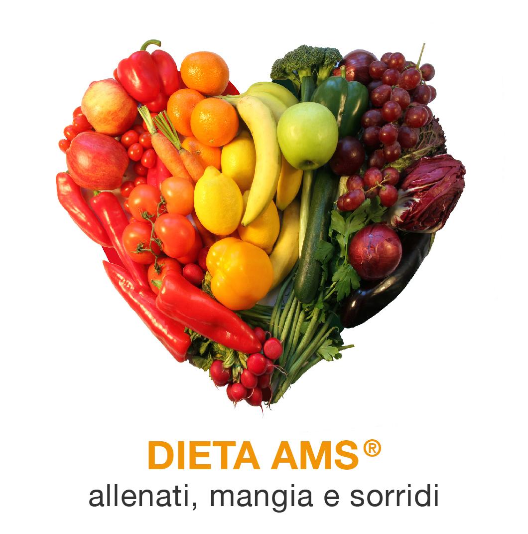 Dieta AMS: allenati, mangia e sorridi