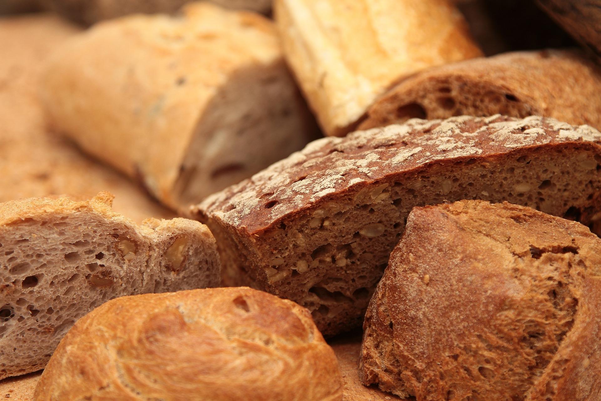 pane, rischio glifosato