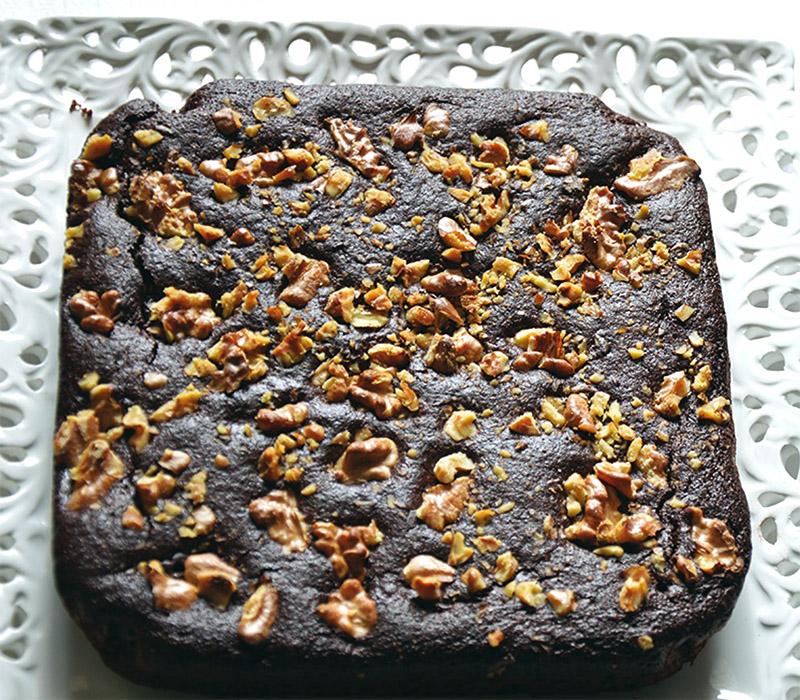 Ricetta brownie alle noci