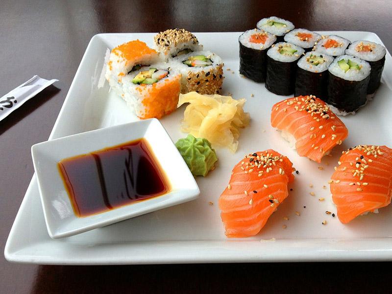 Pro e contro di Sushi e Sashimi