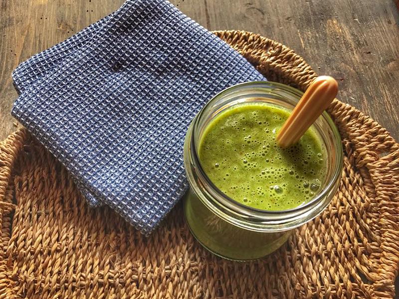Frullato e insalata anticellulite