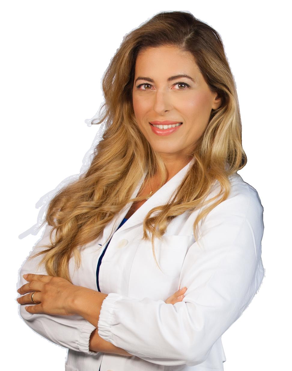 Serena Missori, endocrinologa, nutrizionista, autrice. Ritratto