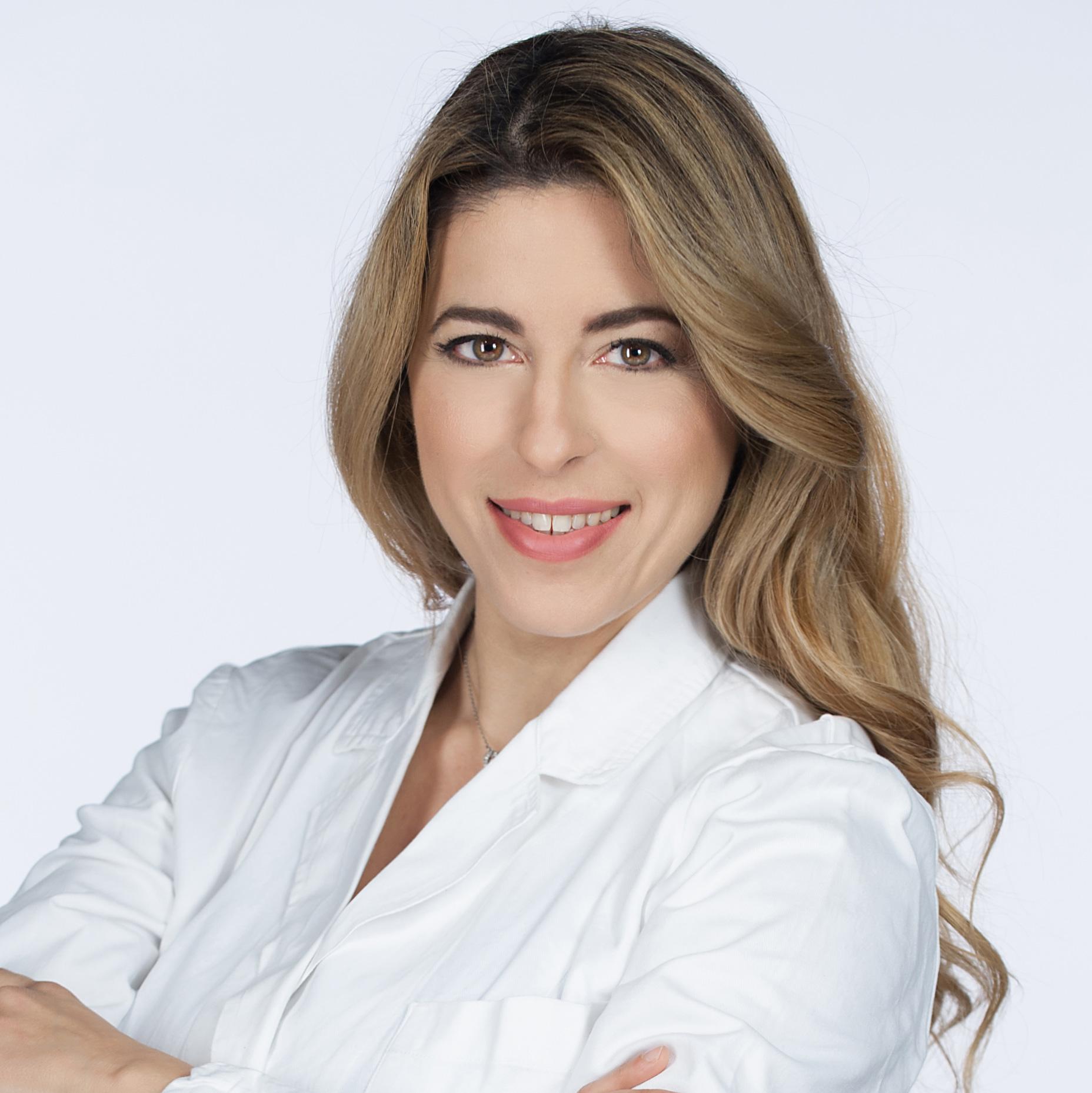 Serena Missori, endocrinologa, nutrizionista, autrice, personaggio televisivo